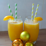 Recipe: Peach Cocktails and Mocktails