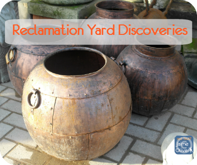 Reclamation Yard Discoveries