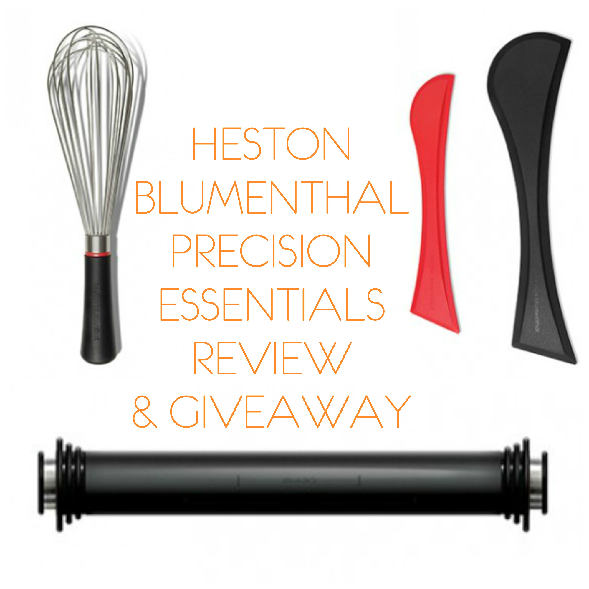 Heston Blumenthal Precision Essentials Review & Giveaway