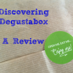Discovering Degustabox!