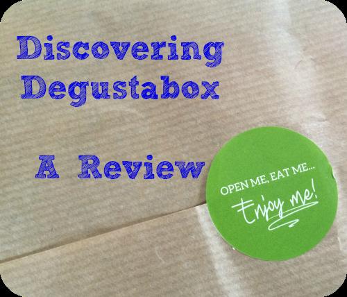 Discovering Degustabox!