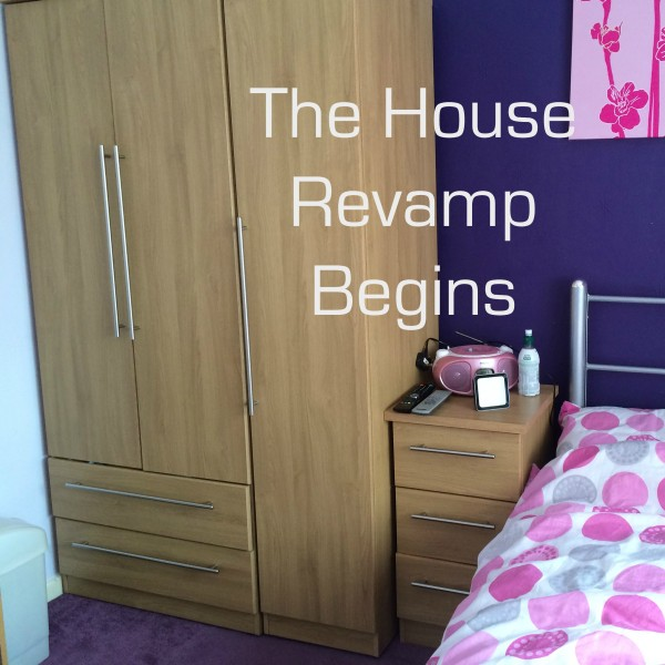 The House Revamp Begins