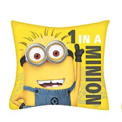 minion cushion