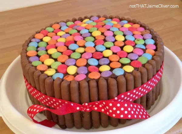 Chocolate Finger Cake | Beanstalk Single Mums