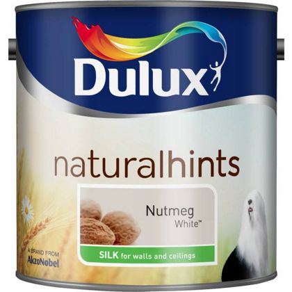 dulux slik nutmeg white
