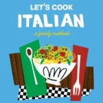 Let's Cook Italian Recipe Book Giveaway