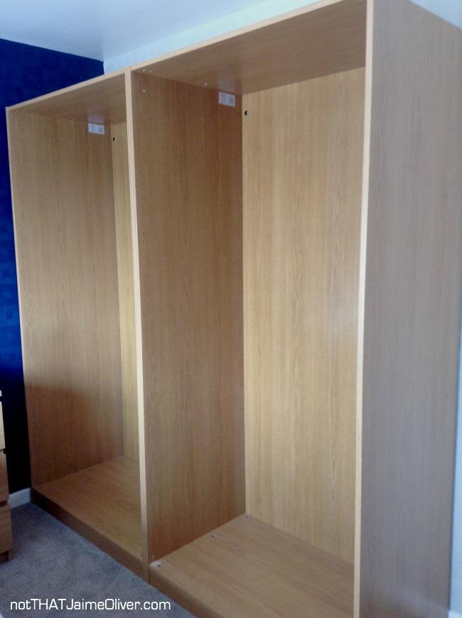 flatpack wardrobe