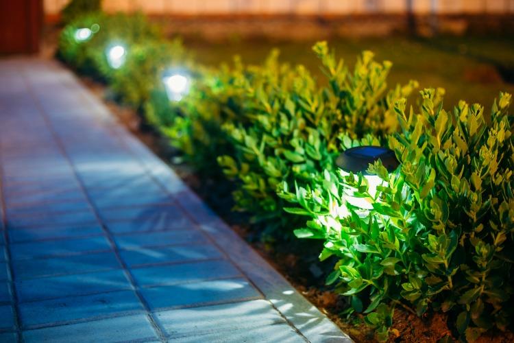 Funky Garden Solar Lighting