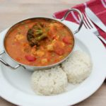 Easy Thai Chicken Curry With Vegetables